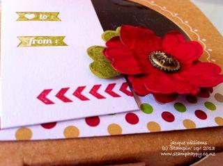 Stampin up season of style christmas box
