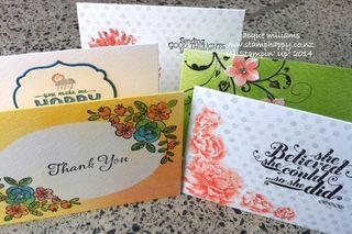 Watercolour wonder notecards watercolour paper kit