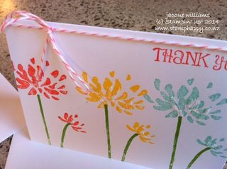 Stampin up too kind easy workshop idea