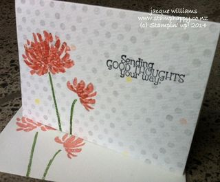 Stampin up watercolour wonder notecards designer easy quick